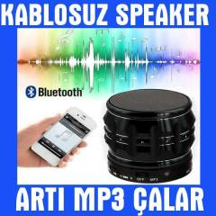 Bluetooth Hoparlor Speaker Mini Ses Bombas� 003
