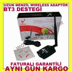 VERSAT�LE W�RELESS ADAPT�R KABLOSUZ ALICI HIGH