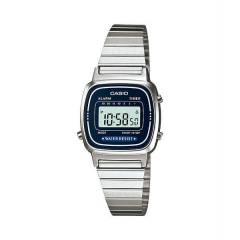 CASIO LA-670WA-1 Retro Mini Bayan Saati 1980 ler