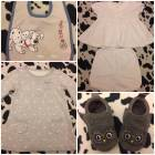 MOTHERECARE - H&M- D�SNEY 3-6 AY LOT