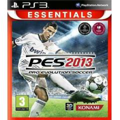 PES 2013  PS3 OYUN �NG�L�ZCE MEN�