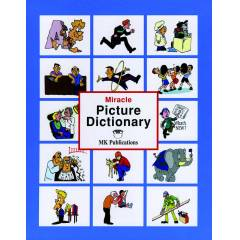 Miracle Picture Dictionary (Cd �laveli)
