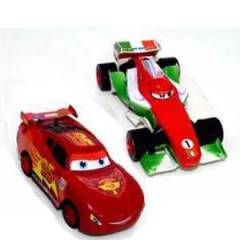 CARS �iM�EK MCQUEEN & FRANCESCO BERNOULLi_SET