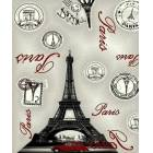 Paris Desen 6 m2 Pop Art H�k�mdar Hal� En ucuz