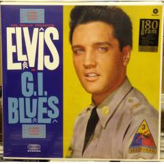 ELVIS PRESLEY G.I.BLUES LP SFR 180GR