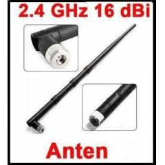 16 dBi 2.4 GHZ BOOSTER W�RELESS ANTEN