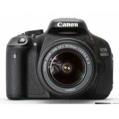 Canon EOS 600D 18-55mm REBEL T3� �OK F�YAT