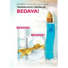 OR�FLAME D�V�NE EDT BAYAN PARF�M� 3 L� SET !!!