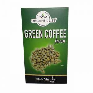 ORGAN�K L�FE GREEN COFFEE YE��L KAHVE  FORM