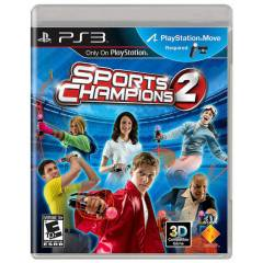 SPORTS CHAMPiONS 2 MOVE PS3 OYUN ==WORLDBAZAAR==