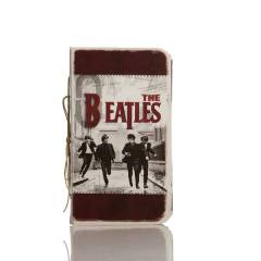 NEKTAR Kolye Kalp Fig�rl� The Beatles Defter