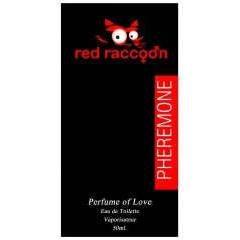 Red Raccoon Feromon Afrodizyak Parf�m 50 ml