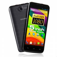"Dark Evo X5 5"" Quad Core 16GB Ak�ll� Telefon"