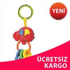 Fisher Price M�zikli Araba Di�lik