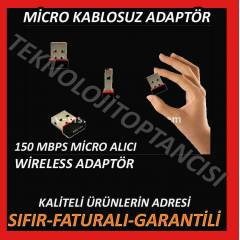 M�N� M�CRO WIRELESS ALICI ADAPT�R KABLOSUZ ALICI