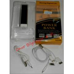 Power Bank PowerBank 2500mAh Mobil �arj Cihaz�