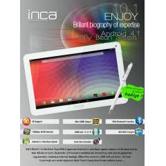 "INCA ENJOY 10.1 ""16GB +1 GB RAM+��FT �EK�RDEKL�"
