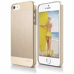 iPhone 5S K�l�f Gold Renk iPhone 5 K�l�f