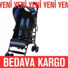 CAM�NO Buggy Baston Bebek Arabas� Mavi