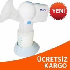 Kraft Smart AV33 Elektrikli ve Pilli G���s Pompa