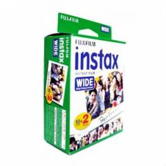 Fuji �nstax Wide 210 ve 200 i�in 20 Pozluk Film