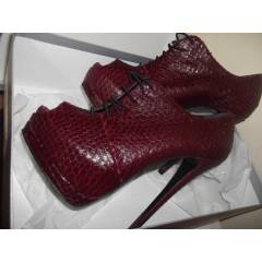 Bottega Vinetti Bordo DER� Bot Snake  36,5 no