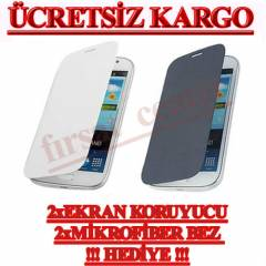 SAMSUNG GALAXY WIN KILIF �8552 FL�P COVER