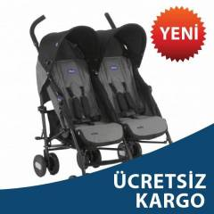 CHICCO ECHO �K�Z BASTON BEBEK ARABASI  COAL