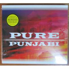 PURE PUNJABI - INDIAN HIPHOP ELECTRONICA CD SFR