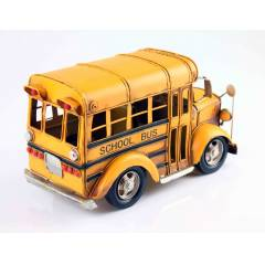 Metal Sar� School Bus