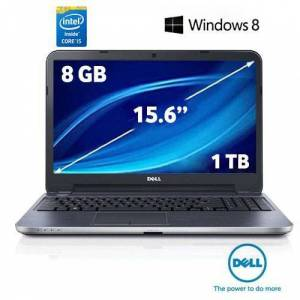 DELL INSPIRON 5537-G20W81C CORE i5-4200U/8GB/1TB