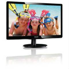 "PHILIPS 19"" 190V4LSB/01 5Ms DVI-D Led Monit�r"