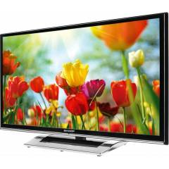 "Sharp 22""(56cm) Full HD UltraSlim USB LED TV"
