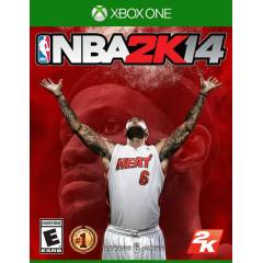 NBA 2K14  XBOX ONE OYUN  *GAMECLUB*