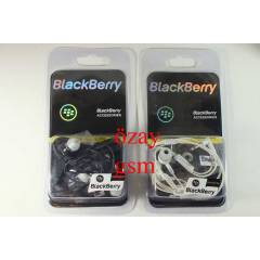 BLACKBERRY KULAKLIK M�KROFONLU 3.5mm