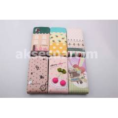 iPhone 4/S K�l�f HappyMori 3D Kapakl� K�l�f
