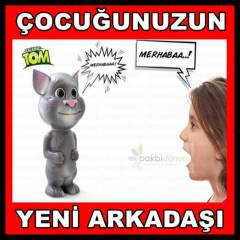 Talking Tom Cat Konu�an Kedi Ses Tekrarl�