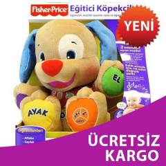 FISHER PRICE T�RK�E KONU�AN   E��T�C� K�PEK��K
