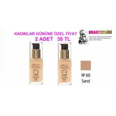 Max Factor Facefinity 3 in1 Bir Arada Spf 20 fdn