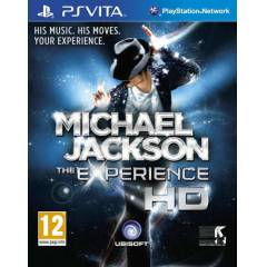 MICHAEL JACKSON THE EXPERIENCE HD PS VITA SIFIR