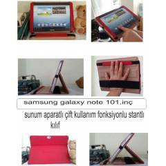 samsung galaxy note 10.1 tablet k�l�f� �ZEL YEN�