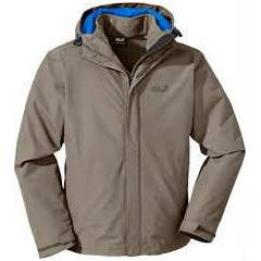 JACK WOLFSKIN CRUSH�N ICE BAY BEJ-MAV�