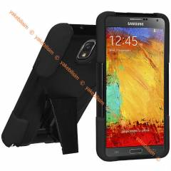 Samsung Galaxy Note 3 AMZER D.Layer Hybrid K�l�f
