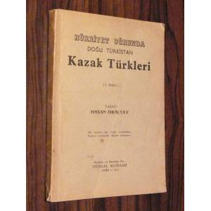 H�RR�YET U�RUNDA DO�U T�RK�STAN KAZAK T�RKLER�
