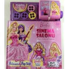 Barbie Sinema Salonu