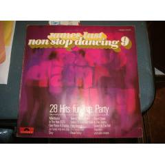 JAMES LAST NON STOP DANC�NG 9 2LP P25