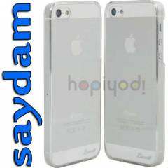 APPLE iPhone 5S KILIF �EFFAF �NCE S�L�KON KAPAK!