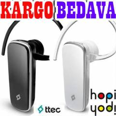 Apple iPhone 4/S Bluetooth Kulakl�k Ttec Comfort