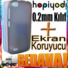 GENERAL MOBiLE DiSCOVERY KAPAK iNCE �EFFAF 0.2MM