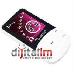 GOLDPLAY GP-1908 FM Radyolu, 4 GB Mp4 Player